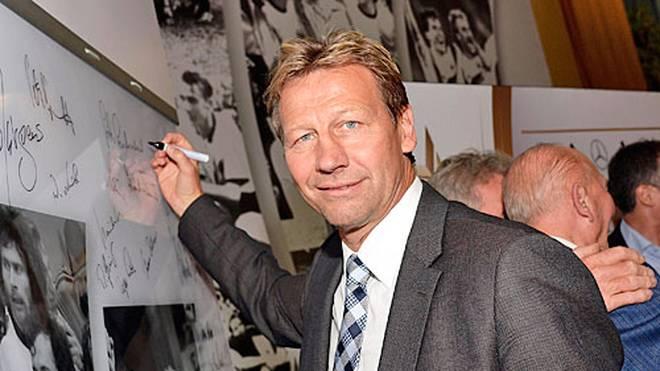 Guido Buchwald wurde 1984 und 1992 mit dem VfB Stuttgarter Deutscher Meister