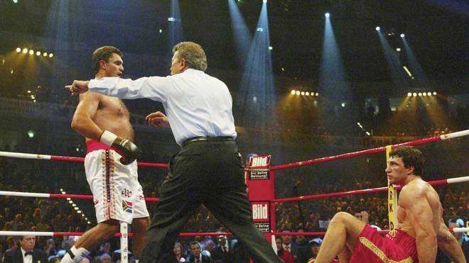 Boxen: WBO WM - Kampf im Schwergewicht