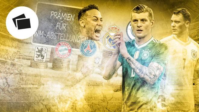 Fifa-Auszahlungen für WM-Spieler: Das Ranking mit Manchester und FC Bayern