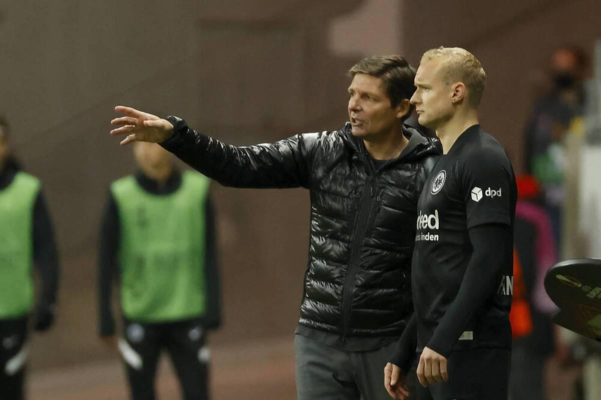 Eintracht Frankfurt trifft nach einem starken Spiel in der Europa League in der Bundesliga auf einen Tabellennachbarn - den VfL Bochum.