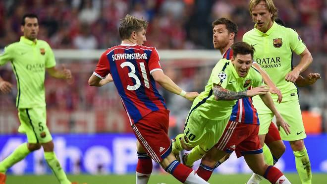 Bastian Schweinsteiger trug beim FC Bayern das Trikot mit der 31