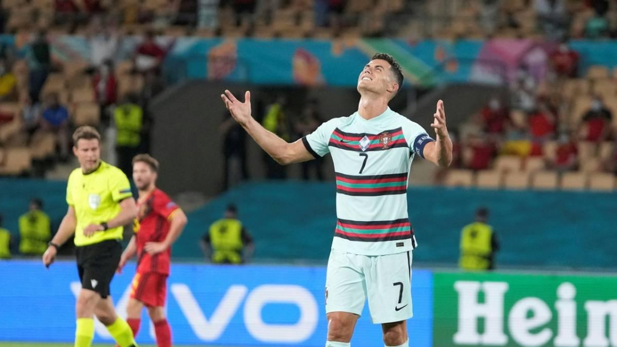 Die EM ist für Ronaldo und Portugal beendet