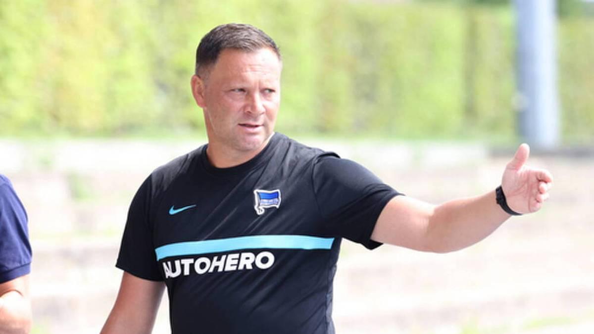 Hertha-Coach Pal Dardai muss auf ein Testspiel verzichten.