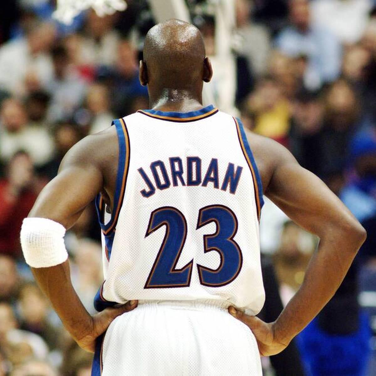 Dieser Jordan-Hammer spaltet die Basketball-Welt bis heute