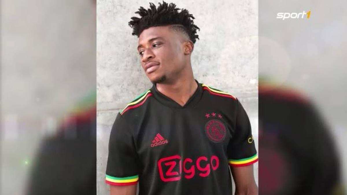 Verkaufsschlager! Ajax präsentiert das Bob-Marley-Trikot