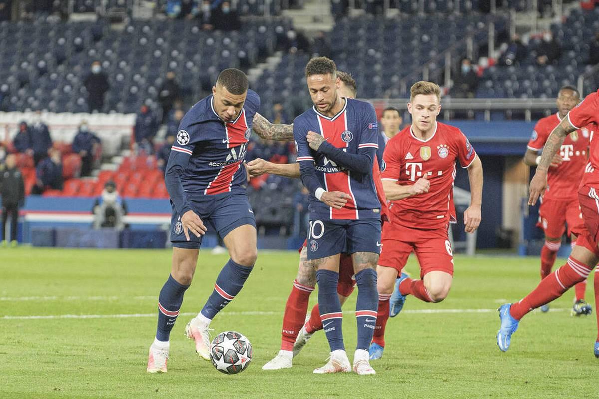 PSG verlor mit Kylian Mbappé und Neymar das Champions-League-Finale 2020 gegen den FC Bayern