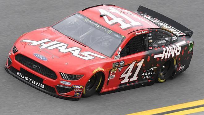 Stewart-Haas Racing ist eines der Teams, das den Ford Mustang fährt