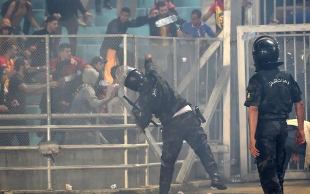 In Tunesien ist es zu schweren Krawallen gekommen