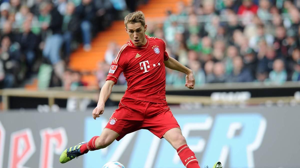 Nils Petersen war von 2011 bis 2013 Spieler des FC Bayern