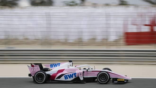 Maximilian Günther meldet sich in der Formel 2 zurück