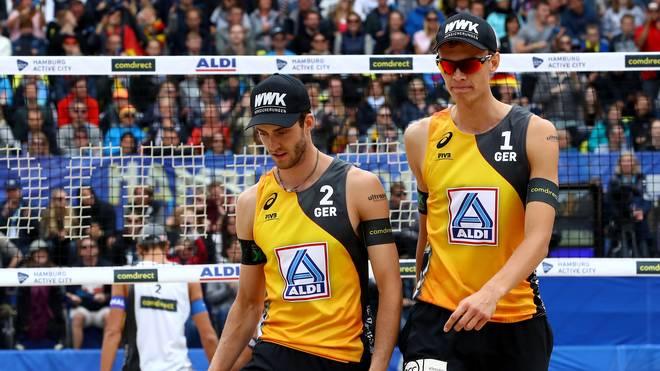 FIVB Beach Volleyball World Championships Hamburg 2019 - Day 10