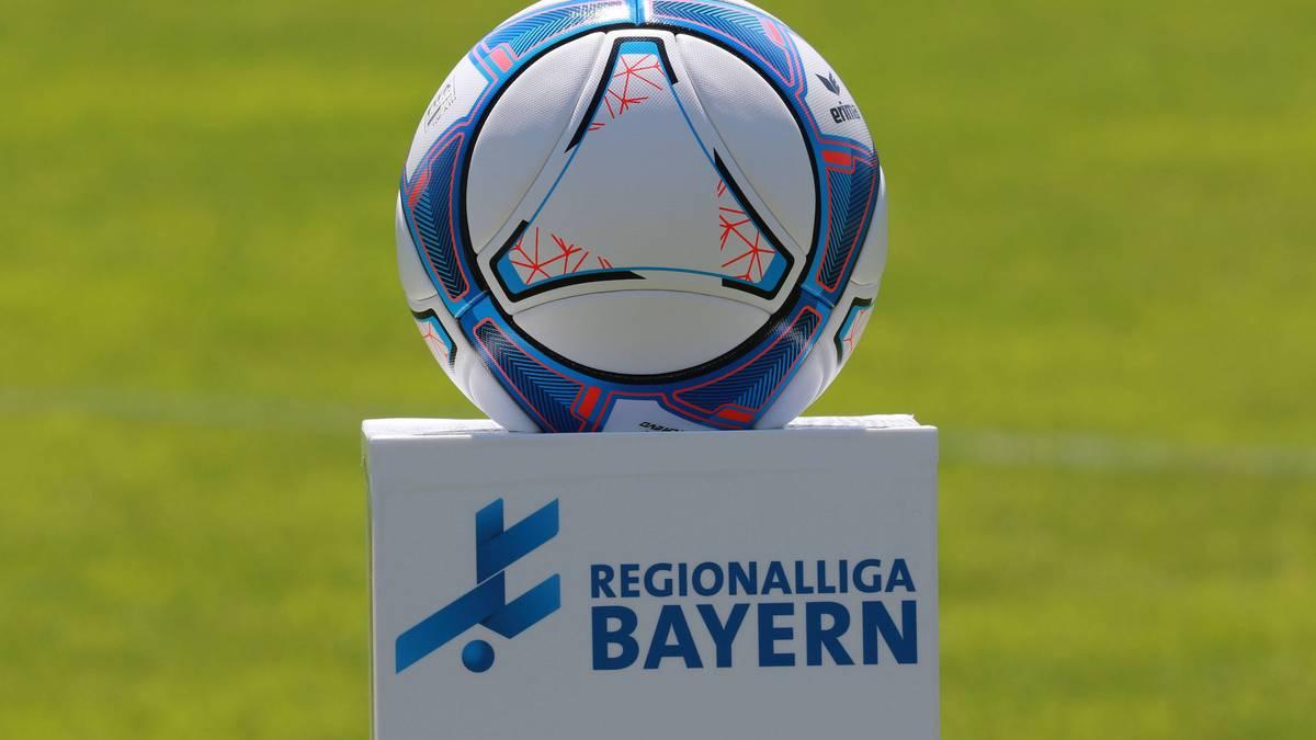 In der Regionalliga Bayern wird die Saison möglicherweise fortgesetzt