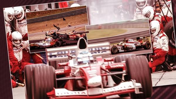 Toyota war eins der schlechtesten Team in der Formel 1 seit der Jahrtausendwende
