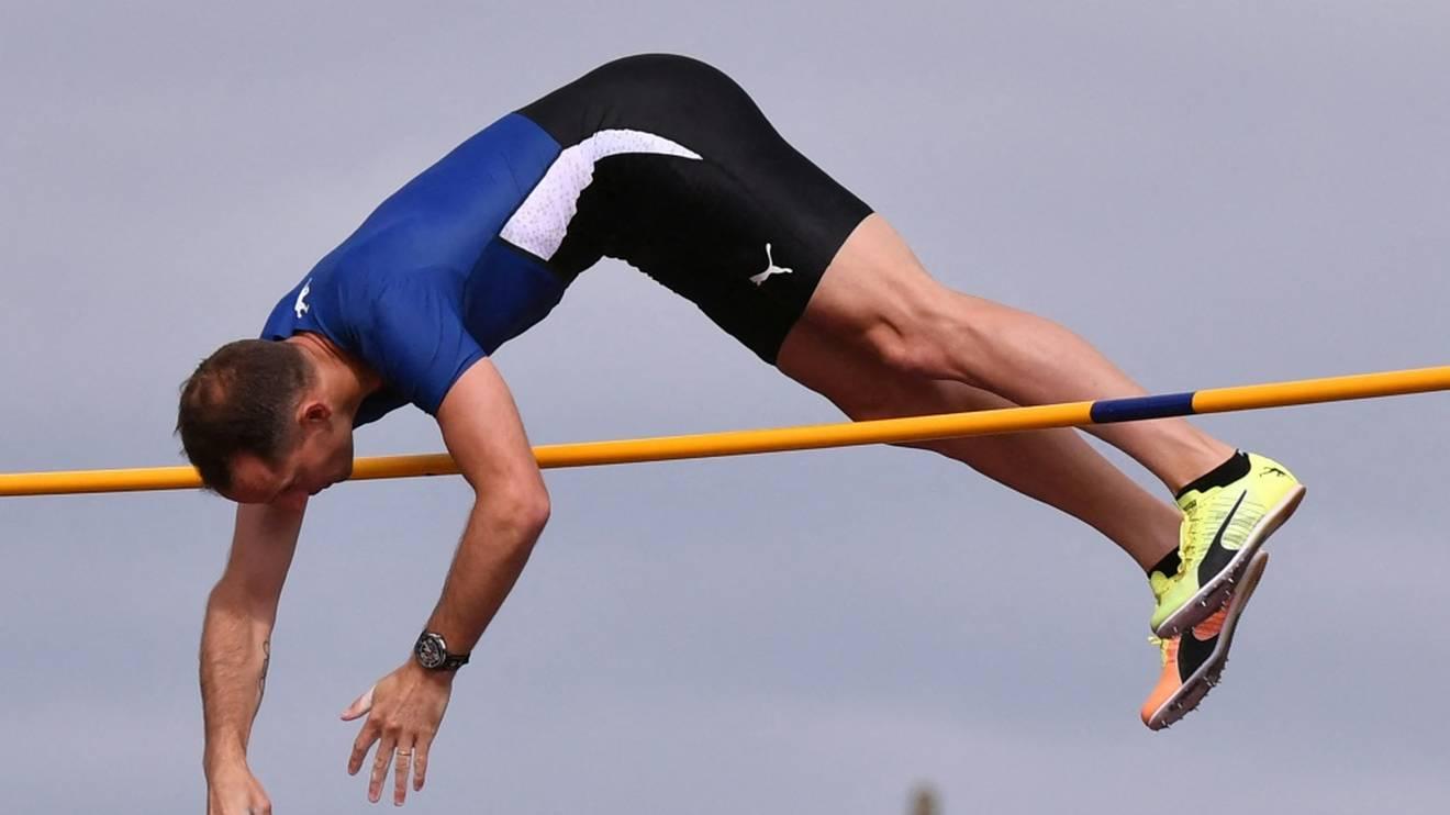 Renaud Lavillenie verletzt sich  zwei Wochen vor Olympia