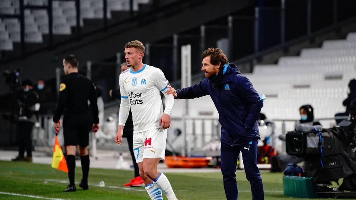 Michael Cuisance genießt das Vertrauen von Trainer André Villas-Boas