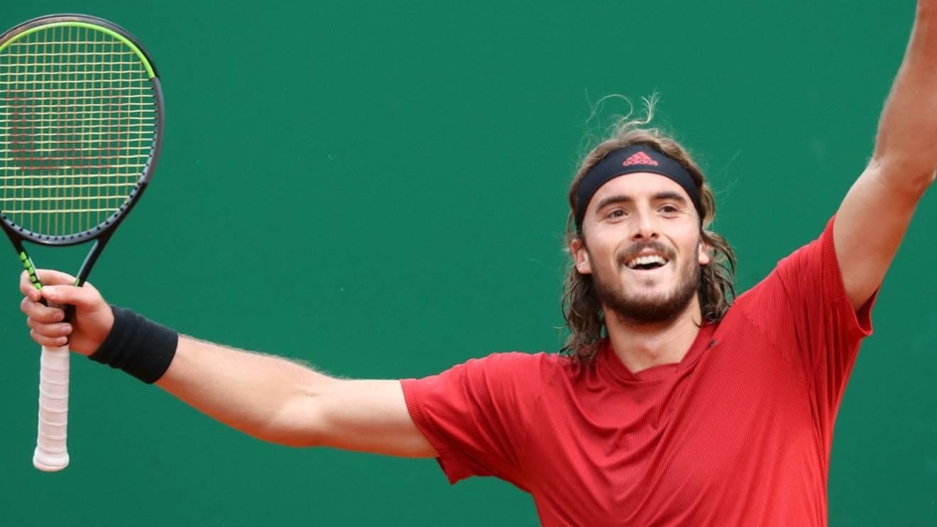 Stefanos Tsitsipas gewinnt seinen ersten Masters-Titel