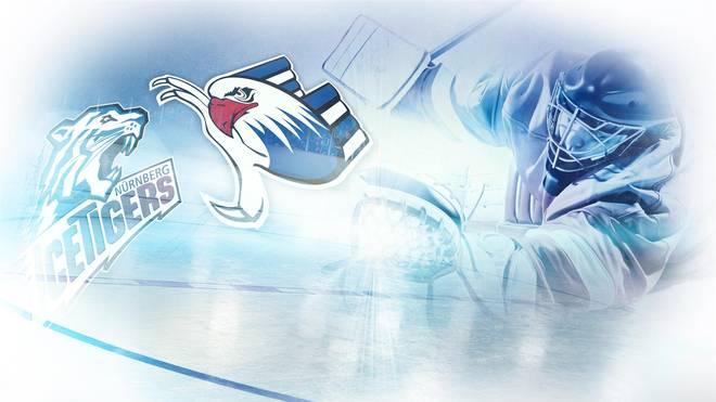 Die Thomas Sabo Ice Tigers haben in der DEL die Adler Mannheim zu Gast