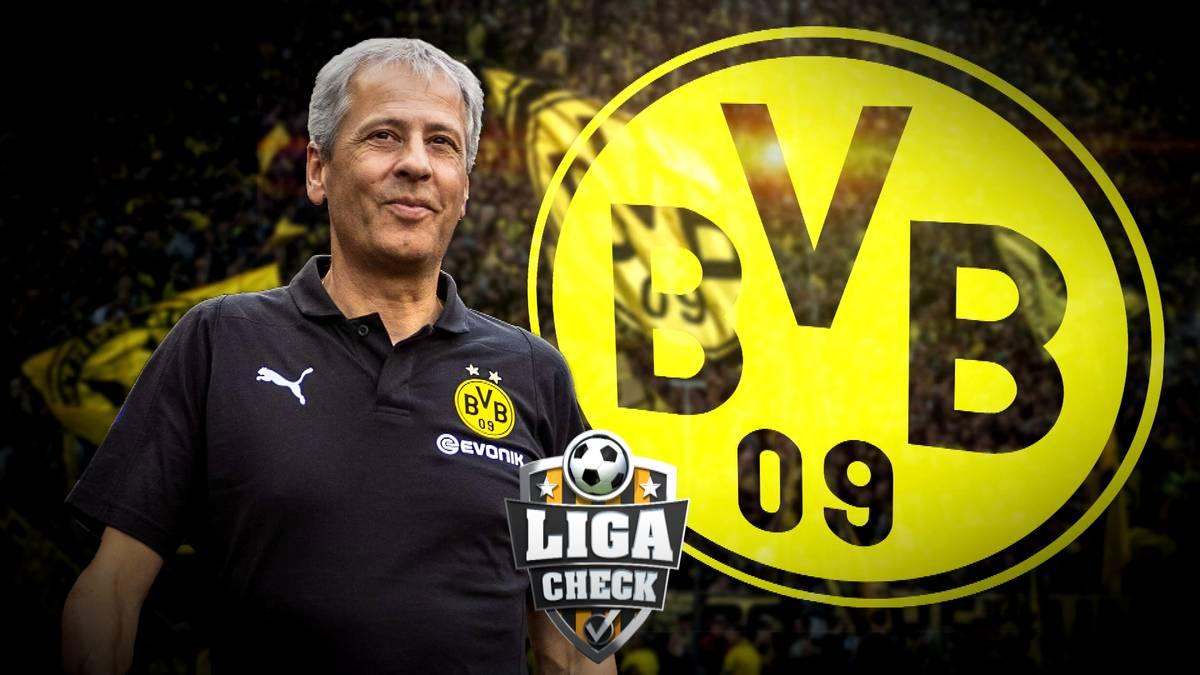 Gelingt es Borussia Dortmund in diesem Jahr endlich, den Serienmeister aus München zu bezwingen? SPORT1 nimmt eden Bayern-Jäger Nummer eins im Liga-Check unter die Lup.