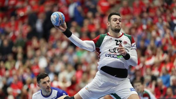 Mit Island und Dänemark hat Ungarn mit Bence Banhidi (Bild) bereits Erfahrung mit skandinavischen Team gesammelt