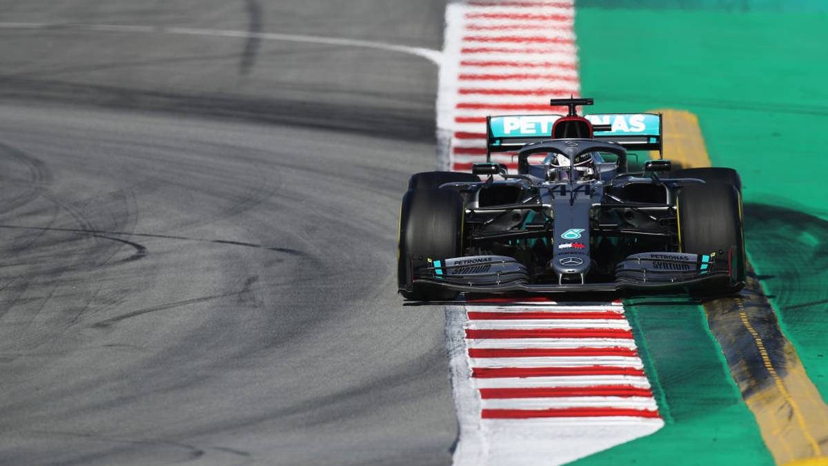 Das Team von Lewis Hamilton hilft in der Corona-Krise
