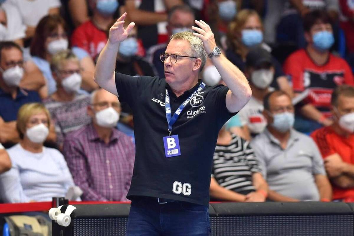 Die MT Melsungen reagiert auf den Fehlstart in die neue Saison der Handball-Bundesliga. Der Klub trennt sich von Trainer Gudmundur Gudmundsson.