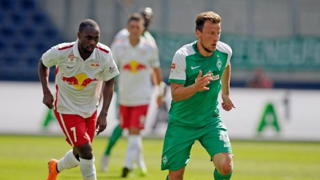 Philipp Bargfrede (r.) wird Werder Bremen vorerst fehlen