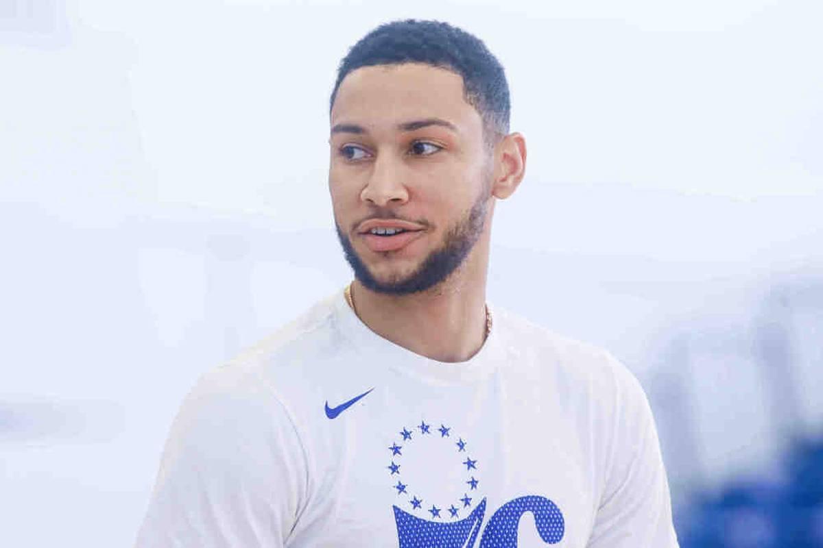Das Trade-Drama um Ben Simmons und die Philadelphia 76ers dauert bereits die komplette Off-Season. Nun hat der All-Star erstmals mit dem Team gemeinsam trainiert.