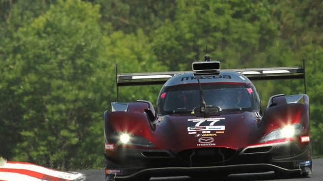In Kanada siegten diesmal Jarvis/Nunez für Mazda vor ihren Teamkollegen