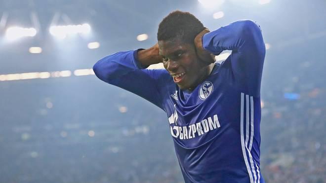Breel Embolo erzielte seine ersten beiden Tore in der Bundesliga - und ließ seine Kritiker verstummen