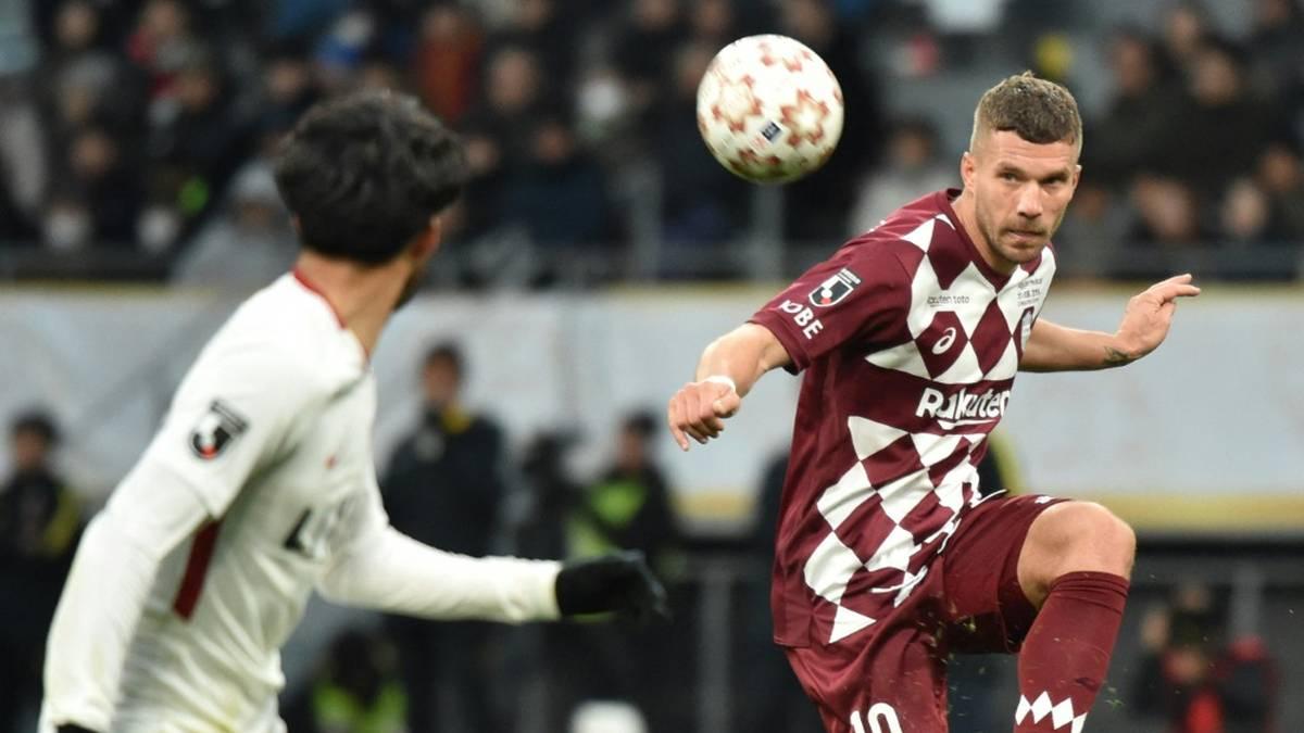 So lange will Podolski noch spielen