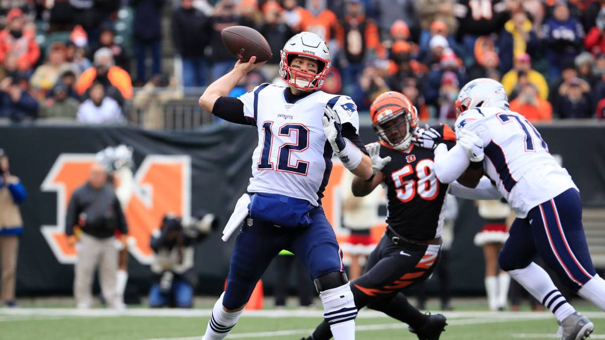 Tom Brady hat die New England Patriots zum zweiten Sieg geführt
