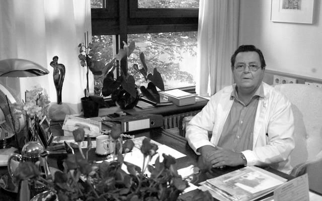 Armin Klümper wurde 84 Jahre alt