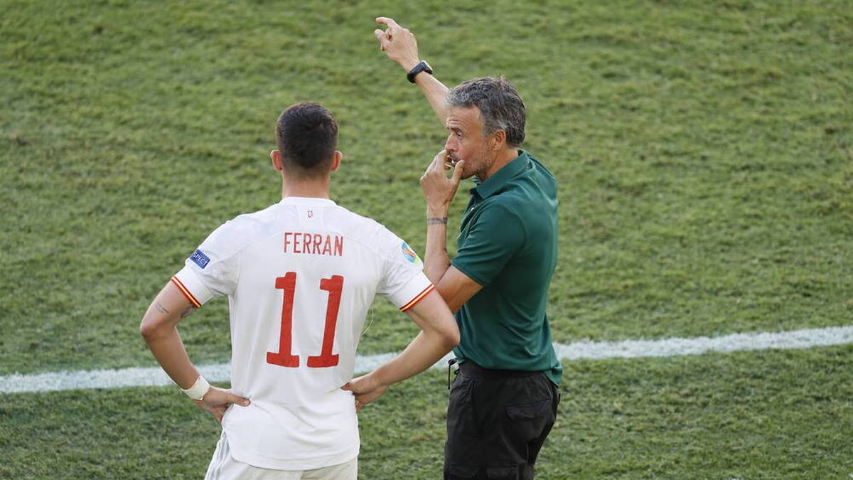 EM-Achtelfinale gegen Kroatien: Spanien baut Erfolgself um