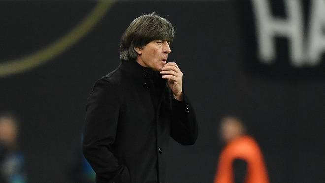 Joachim Löw hat vor den anstehenden Länderspielen gegen Weißrussland und Estland gewarnt