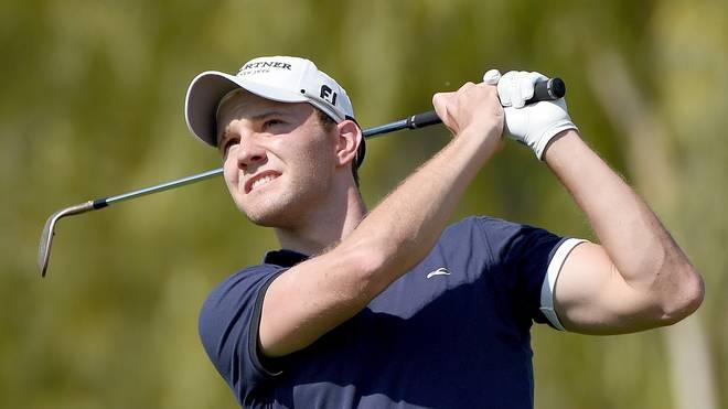 Maximilian Kieffer ist ein deutscher Golfprofi