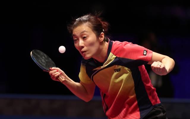 European Games: Han Ying erreicht Finale und löst Olympia-Ticket, Han Ying steht bei den European Games im Tischtennis-Finale