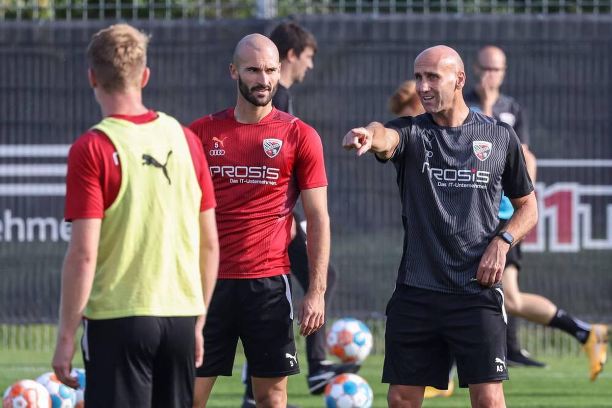 André Schubert tritt beim FC Ingolstadt die Nachfolge von Roberto Pätzold an. Der neue Trainer soll beim Aufsteiger für die Wende sorgen.