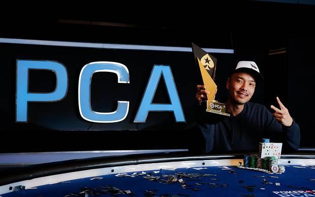 Chino Rheem durchbrach die 10-Millionen-Marke an gewonnenen Preisgeldern