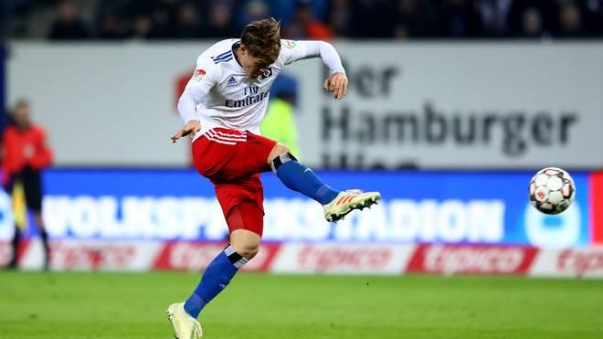 Der Hamburger SV will mit einem Sieg ins neue Fußballjahr starten