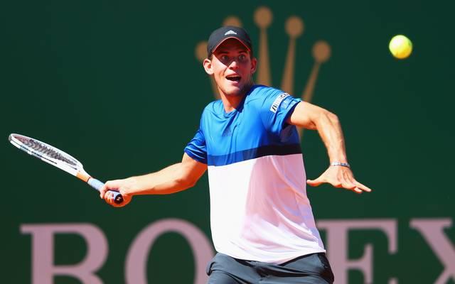 Dominic Thiem steht beim Turnier in München im Halbfinale