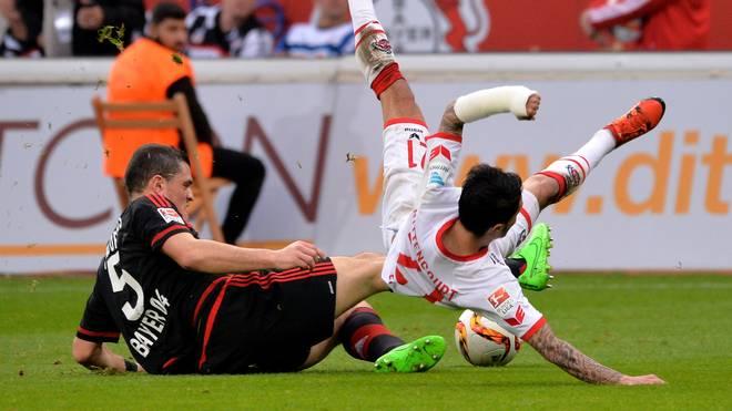 Bayer Leverkusen v 1. FC Koeln - Bundesliga