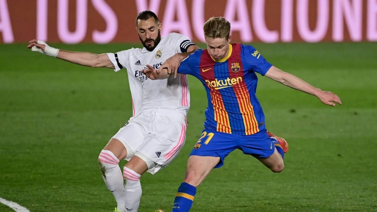 Barca und Real stemmen sich gegen den Teilverkauf von La Liga