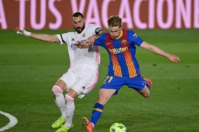 Real Madrid, der FC Barcelona und Athletic Bilbao wehren sich gegen den milliardenschweren Teilverkauf der spanischen La Liga.