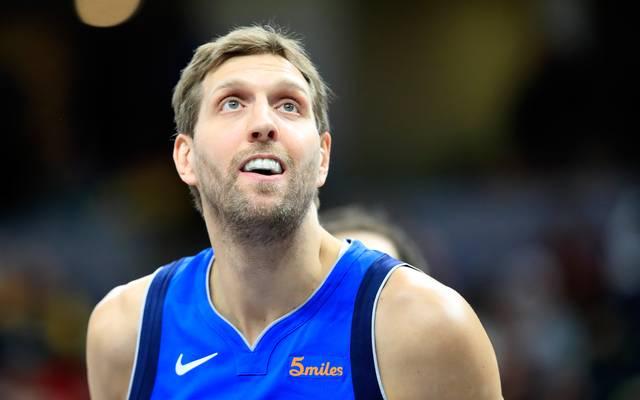NBA: Dallas Mavericks mit Dirk Nowitzki unterliegen Indiana Pacers