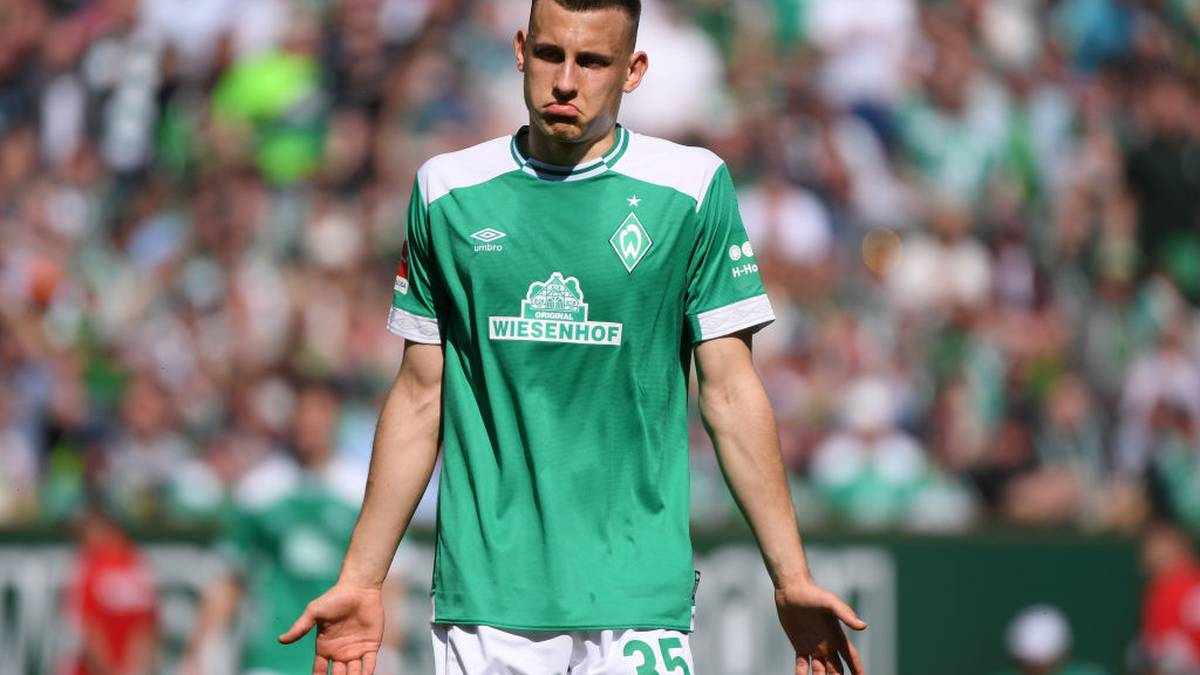 Maximilan Eggestein ist der zehnte Werder-Spieler, der aktuell verletzt ist