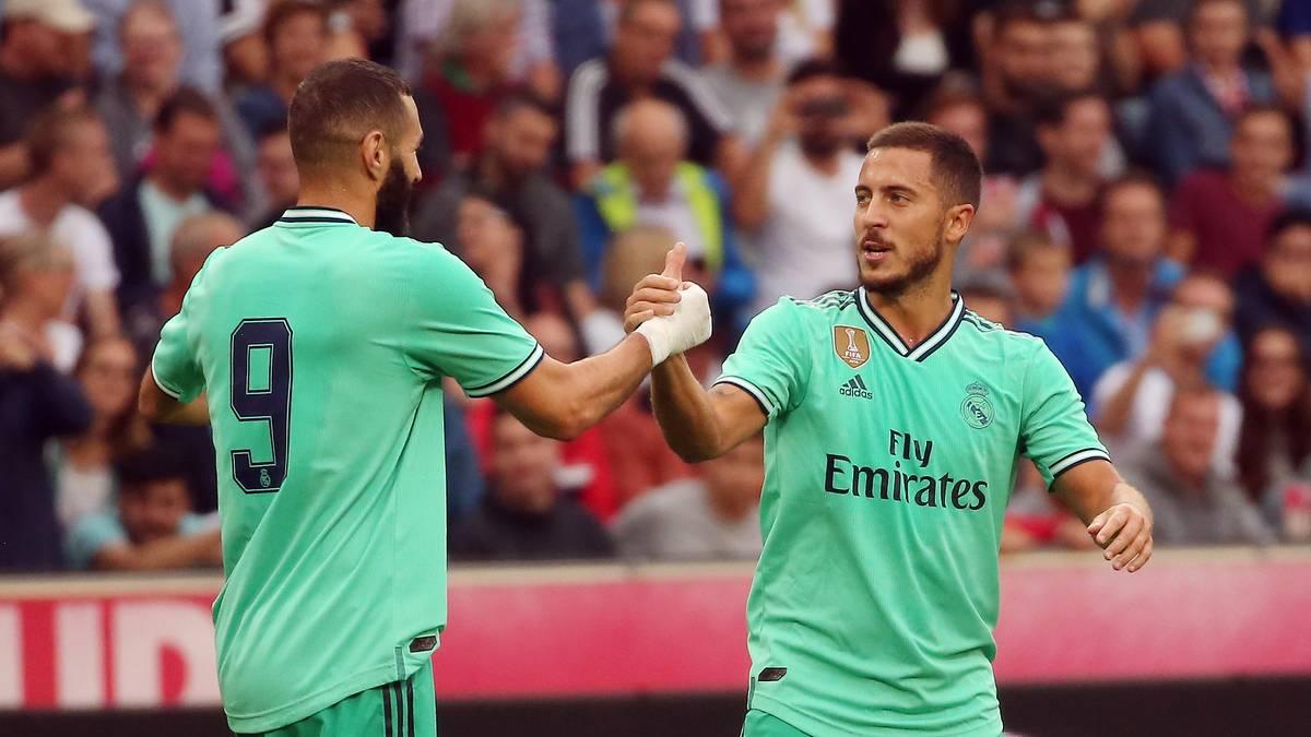 Real Madrid startet in La Liga bei Celta Vigo