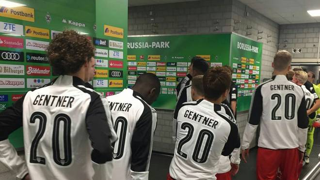 Das Spiel gegen Gladbach widmen die Stuttgarter ihrem verletzten Kapitän Christian Gentner