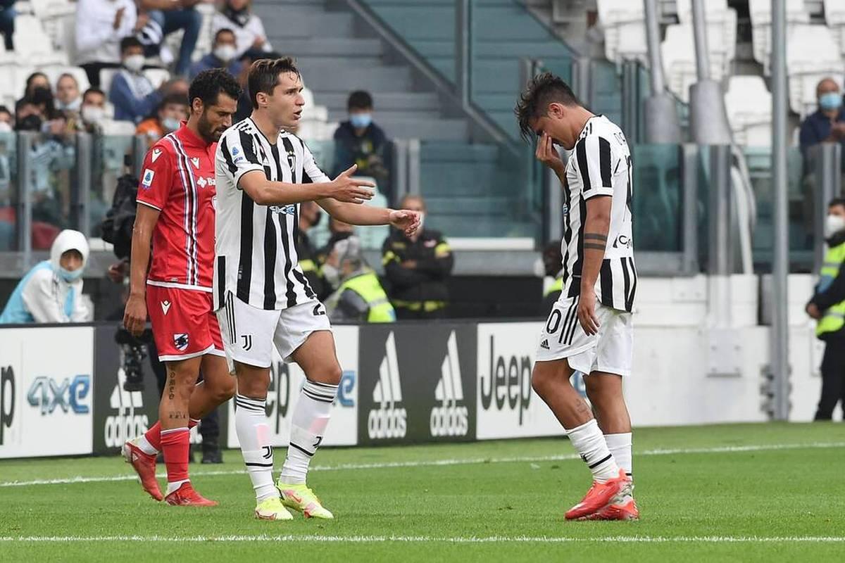 Juventus Turin gelingt gegen Sampdoria Genua der zweite Saison. Allerdings herrscht bei der Alten Dame nicht nur eitel Sonnenschein.