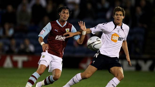 Burnley v Bolton Wanderers - Carling Cup 3rd Round