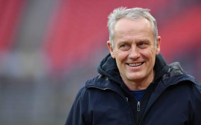 SC Freiburg: Christian Streich spricht über seinen Abschied und Dialekt, Christian Streich ist seit 2011 Trainer des SC Freiburg